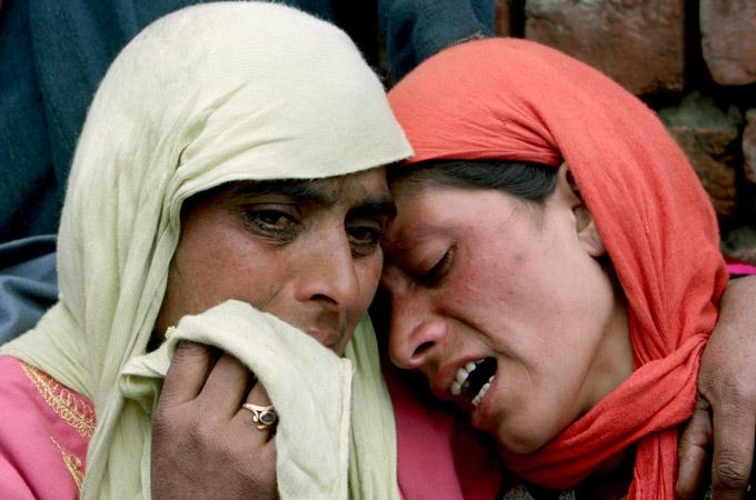 'Kashmir' through the Lens of Half-widows