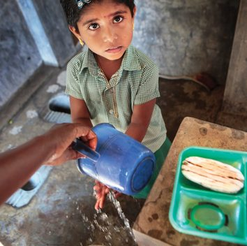 Spotlight On Handwashing In Rural India