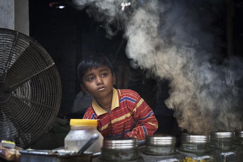 भारत में बाल श्रमिकों पर COVID - 19 का प्रभाव