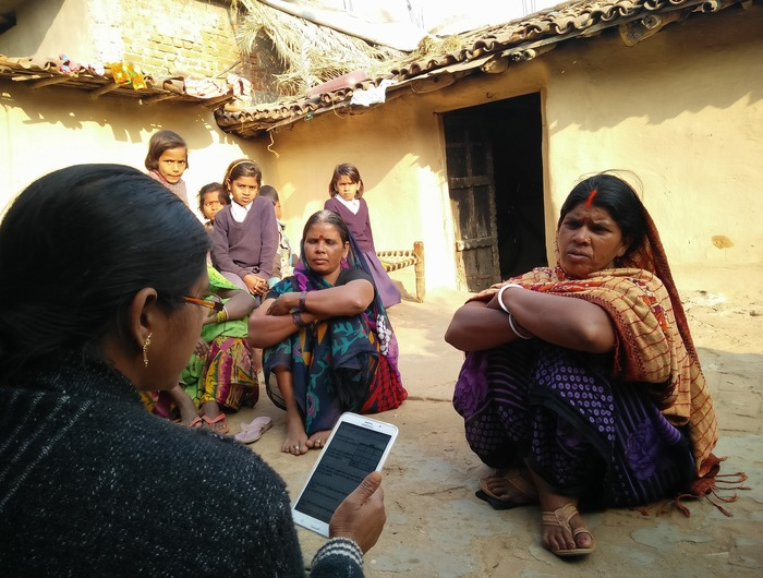 <h1>Coronavirus in India</h1><br><br> <h3>Building resilience through data driven interventions</h3>