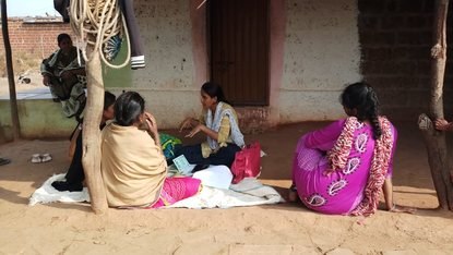 Documentation of the Application of Design Research to examine Women's Sexual and Reproductive Health in Bihar